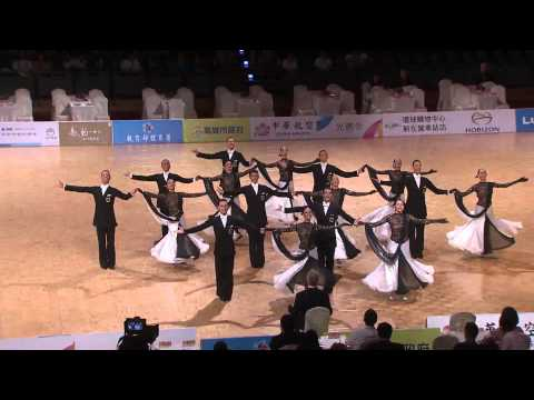 WDSG 2013 Kaohsiung | Final A Formation Standard & Award Ceremony
