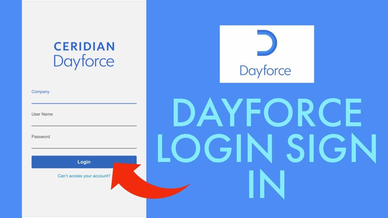 dayforcehcm.com login