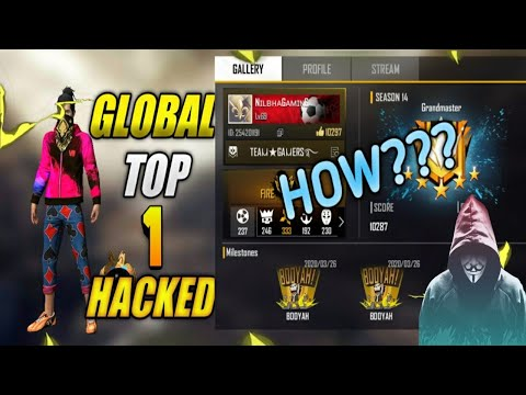 Global Top 1 Nilbha Gaming Id Hacked Part-2    Reason Behind Id And Guild Hacking    Full Explained!