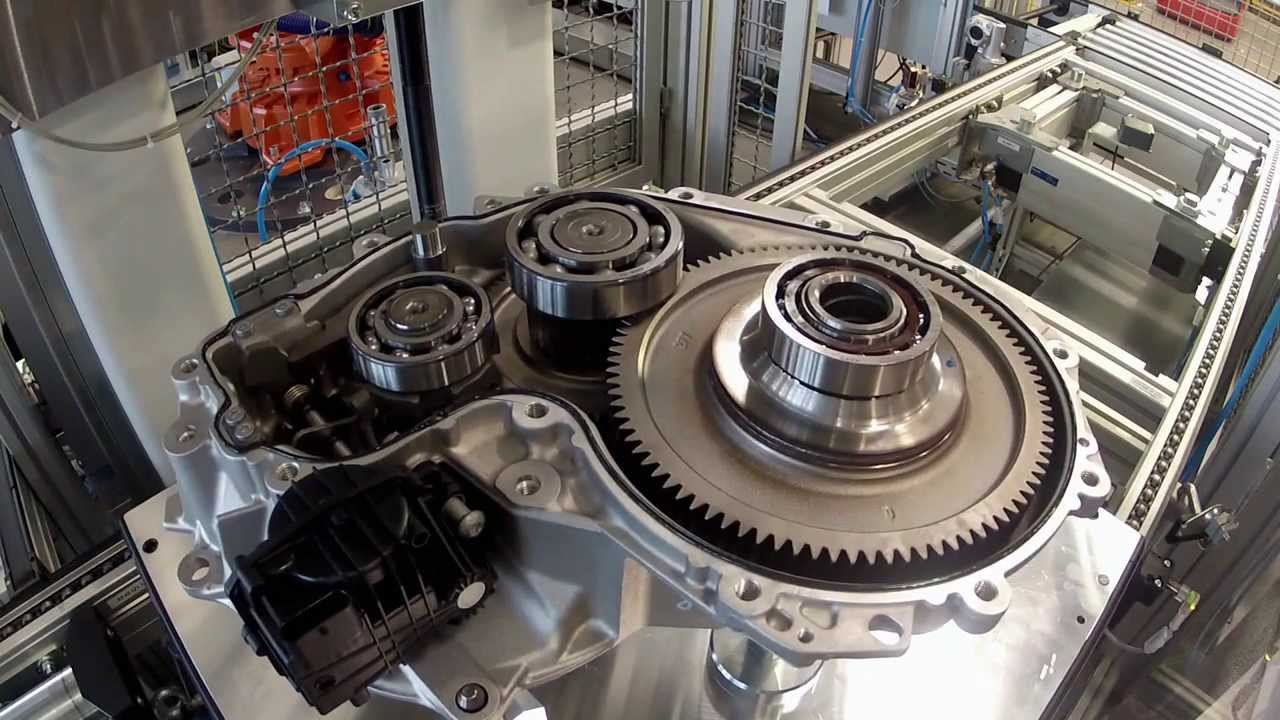 e transmission bmw i3 production youtube