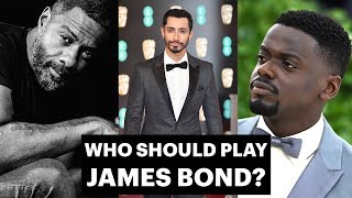 Who should be the next James Bond?