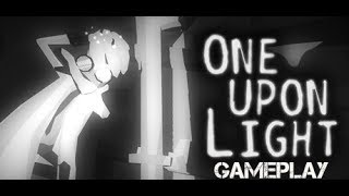 One Upon Light - PC Gameplay (an interesting indie puzzle game)