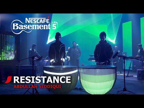 RESISTANCE | Abdullah Siddiqui | NESCAFÉ Basement Season 5 | 2019
