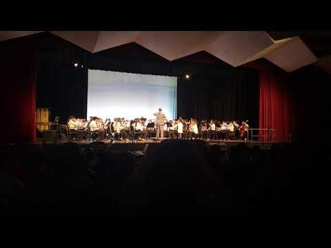 Cresskill Middle School Concert: African Celebration