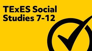 FREE TExES Social Studies 7-12 (232) Exam Study Guide