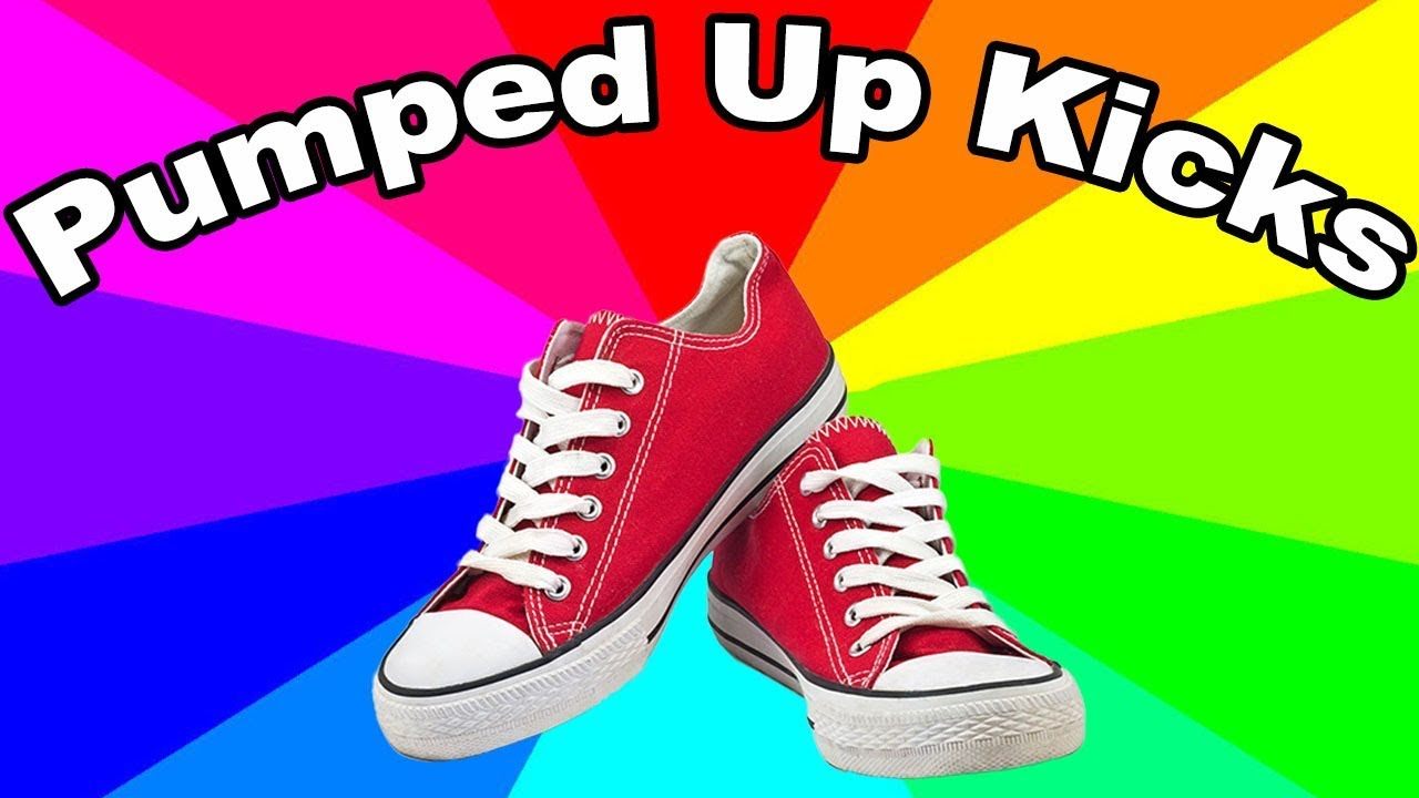 Pumped Up Kicks Meme - A look at the history and origin ...