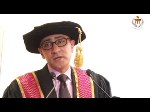 Rajeev Suri's commencement address to the graduating class at Manipal University