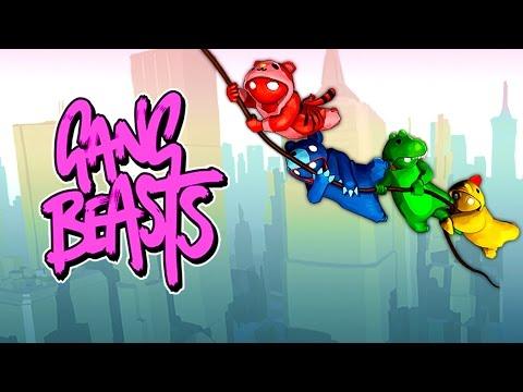 Ne aruncam în foc | Gang Beasts