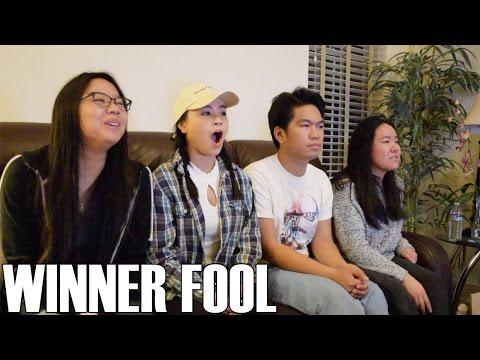 WINNER - Fool (Reaction Video)