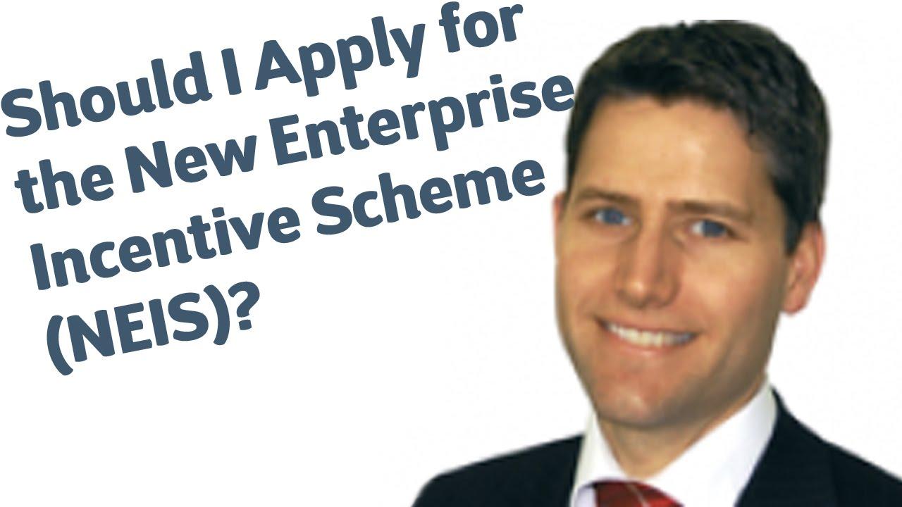 New enterprise incentive scheme (neis) information session 29.