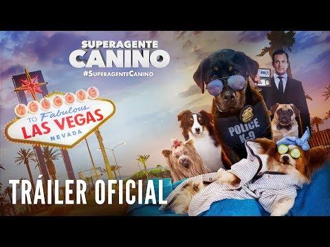 SUPERAGENTE CANINO. Tráiler Oficial HD en español. Ya en cines.