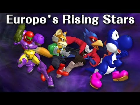 Europe's Rising Stars: Nebbii, Daydee, Nicki & Frenzy