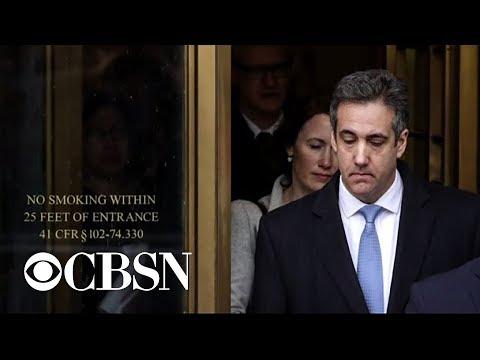 Michael Cohen documents