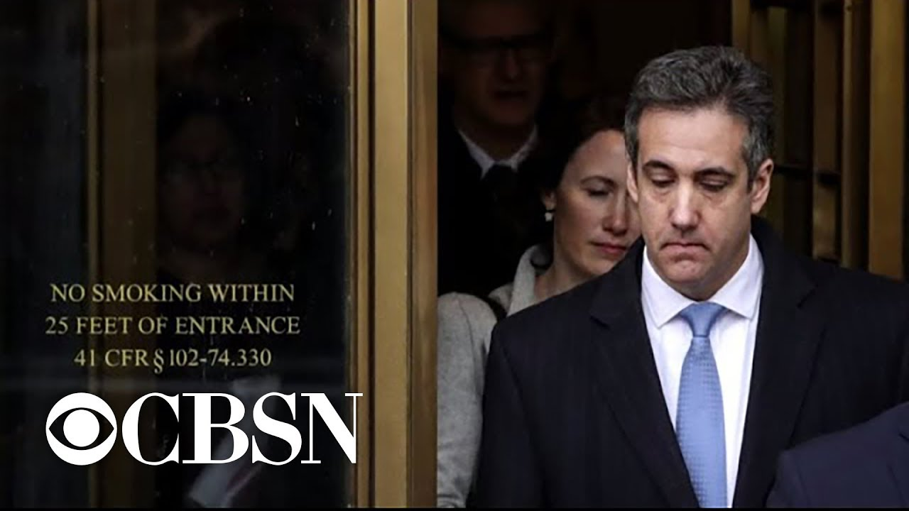 Download Michael Cohen documents show Trump knew of efforts to hush-up affairs