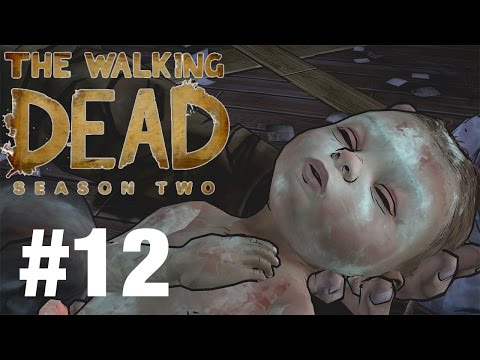 SHE'S HAD A BABY! | THE WALKING DEAD SEASON 2 #12
