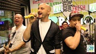 Voltaj si Nepotu' - Vocea ta (Live la Radio ZU)