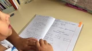 Уроки с Ксюшей математика Моро 3 класс стр19 зад6, зад7, зад8