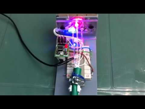 Laminar Water Jet Fountain Mk2 Fibre Optic Rgb Led