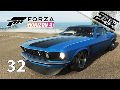 Forza Horizon 4 - 32.Rész (69' Ford Mustang / Dragra és Driftre) - Stark thumbnail