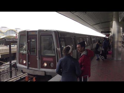 Washington D.C. Metrorail Rapid Transit System
