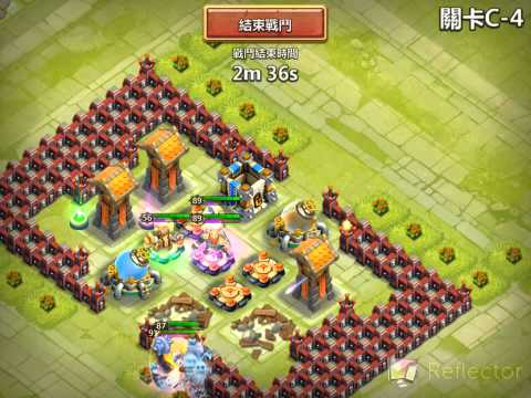 Messing Around In Chinese Castle Clash