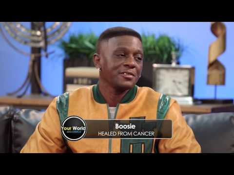 Your World with Creflo: Lil Boosie