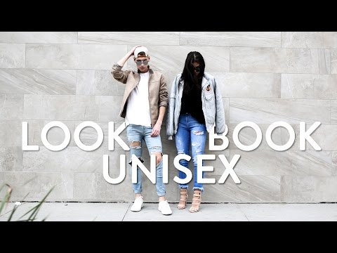 Unisex Lookbook Feat. Jack Baran