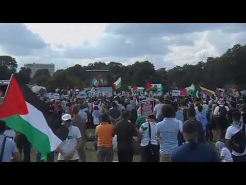 heart wrenching Palestine National song from 40sec onwards