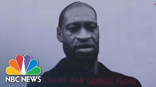 Murals Remembering George Floyd Appear Around The World
