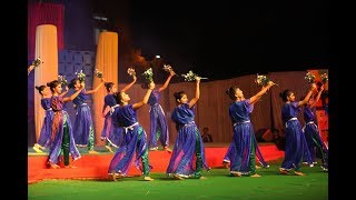 CHINESE DANCE - 3rd Founders Day| Seth Anandram Jaipuria School Lucknow