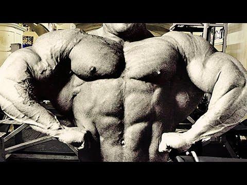 Dorian Yates - INTENSITY - Bodybuilding Motivation