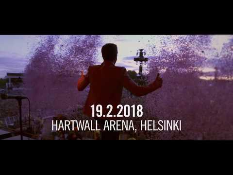 The Killers saapuu Hartwall Arenalle 19.2.2018
