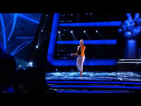 The Voice - Ashley DuBose 'Diamonds' HQ