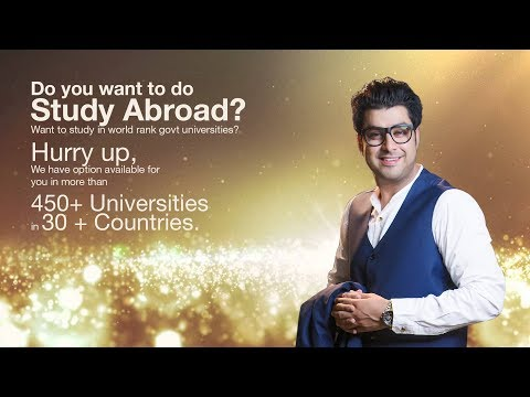 Study Abroad with India's No. 1 European Education Consultant in fees starting 1.5 lac per year.