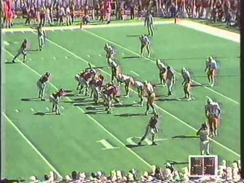 1989 # 6 Tennessee vs # 10 Alabama