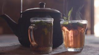 How To Make Arabic Tea *No Desert Necessary
