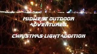 LIGHTS AT THE BRICKYARD - Indy 500 Christmas lights