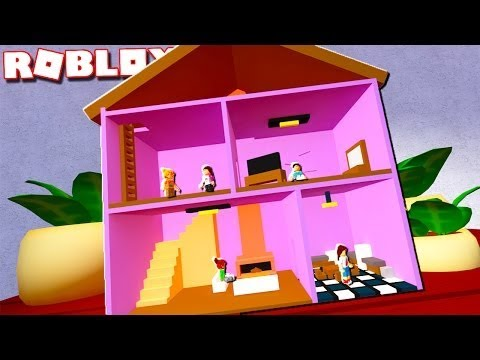 Dollhouse Roleplay Roblox - The Pals Roblox Adventures Trapped As Dolls In A Dollhouse