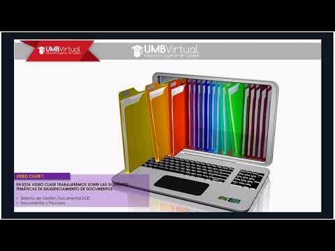 Clase 1 - Sistema de Gestión Documental SGD