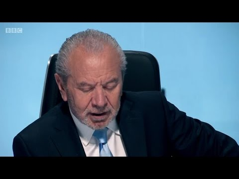 The Apprentice S12E06 Discount Buying