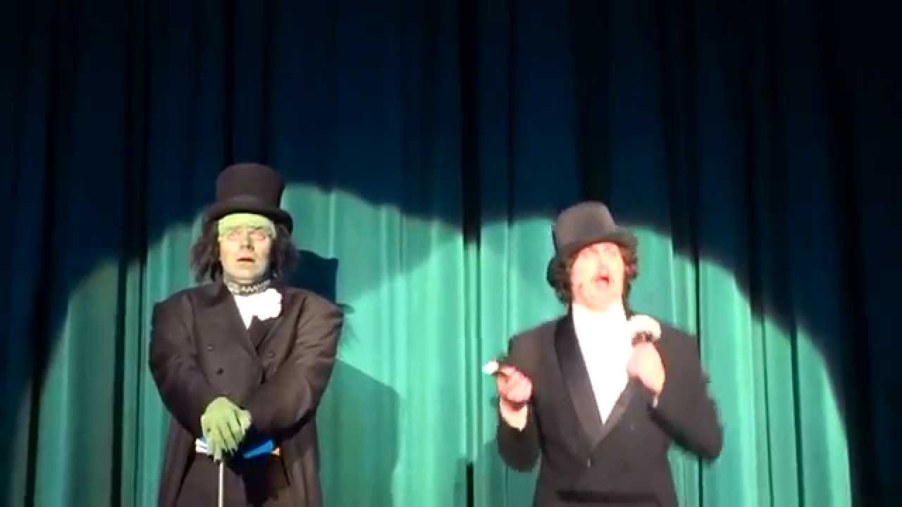 Young Frankenstein Musical - Puttin' On the Ritz - YouTube