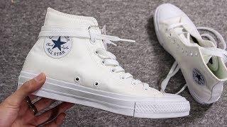 Hướng dẫn buộc dây giày Converse cao cổ vừa đẹp vừa tiện