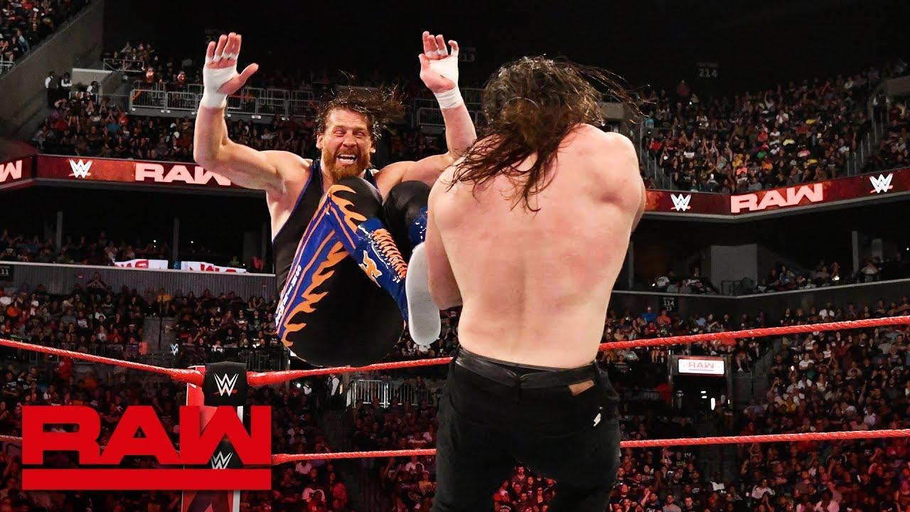 WWE Raw Results – Aug  20, 2018 – Roman Reigns vs  Finn