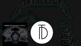 the black black album part i jay z metallica mashup