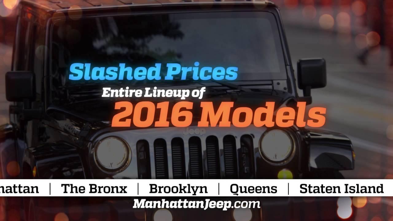 Manhattan Jeep Chrysler Dodge Ram   Last Chance