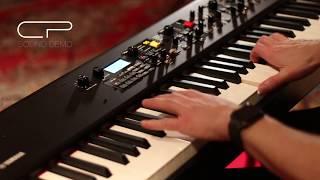Yamaha CP88 Sound Demo
