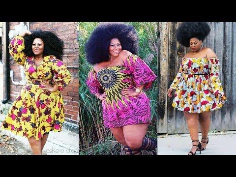 2019 2020 Most Trending Kitenge Dresses For Plus Size Dresses For Women That Trend Around The World Fashion Style Fashion Style Nigeria