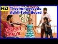 Emotional Scene | பாஸ்கர் ஒரு ராஸ்கல் | Thookanangoodu Song | Arvind Swamy | Amala Paul
