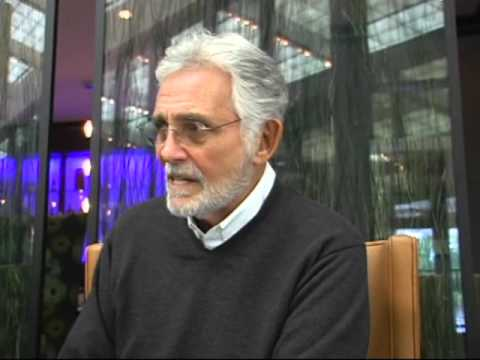 BIGfrontier BIG TALK with David Hedison: Chicago 102010