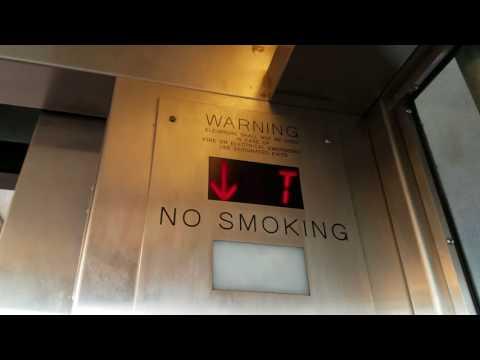 WMATA Elevator series Minnesota ave station platform Elevator